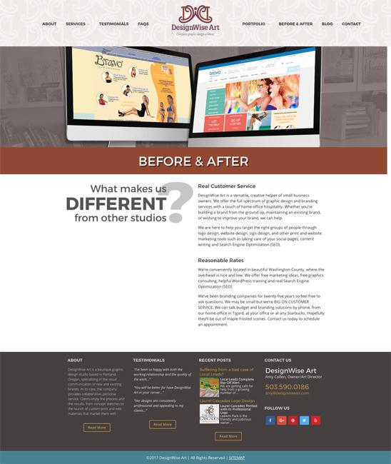 Graphic Design Studio in Portland Metro Area - Experienced Graphic ...