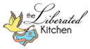 Custom logo design for Liberated Kitchen