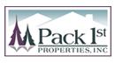 Custom logo design for Pack First Properties