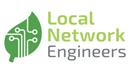 LNE custom logo design by DesignWise Art