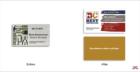 best contractors business card design