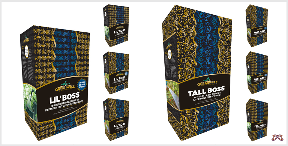 matt shotwell greenwell supply package design